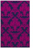 rug #514757 |  pink damask rug