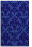 rug #514833    blue-violet traditional rug