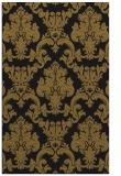 rug #514845 |  mid-brown rug