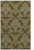 rug #514849 |  brown traditional rug