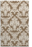 rug #514881 |  mid-brown traditional rug