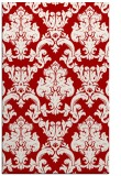 rug #514969 |  red traditional rug