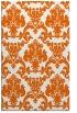 rug #514997 |  red-orange traditional rug