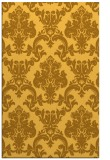 rug #515033 |  light-orange rug