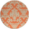 rug #515277 | round traditional rug