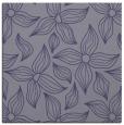 rug #515873   square blue-violet natural rug