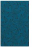 rug #516569 |  blue popular rug