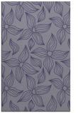 rug #516577    blue-violet natural rug