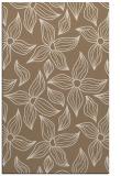 rug #516641 |  mid-brown natural rug