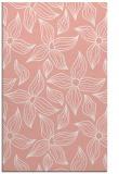 rug #516709 |  pink rug