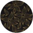 rug #516861 | round brown popular rug