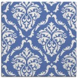 rug #517585 | square blue traditional rug