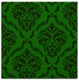 rug #517613 | square green traditional rug