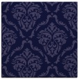 rug #517629 | square blue-violet traditional rug