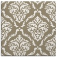 rug #517685 | square mid-brown traditional rug