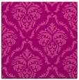 rug #517753 | square pink rug