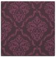 rug #517769 | square purple rug