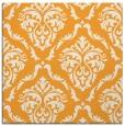 rug #517893 | square light-orange rug