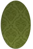 rug #518022 | oval traditional rug