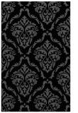 rug #518257 |  black rug
