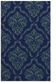 rug #518281 |  blue-green traditional rug