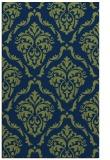 rug #518285 |  blue rug