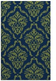 rug #518285 |  blue traditional rug