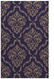 rug #518357 |  beige damask rug