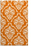 rug #518441 |  orange traditional rug