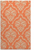 rug #518445 |  orange traditional rug