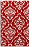 rug #518489 |  red rug