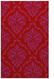rug #518501 |  red traditional rug