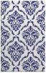 rug #518529 |  blue damask rug