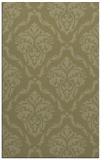 rug #518573 |  light-green traditional rug