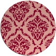 rug #518820   round traditional rug