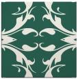 rug #519437 | square green damask rug