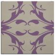 rug #519485 | square purple rug