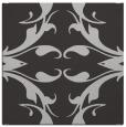 rug #519505 | square red-orange damask rug