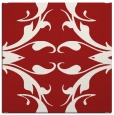 rug #519553 | square red rug