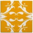 rug #519641 | square light-orange damask rug