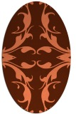 rug #519858   oval rug