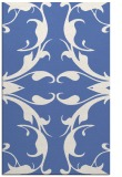 rug #520049 |  blue damask rug