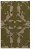 rug #520129    brown damask rug