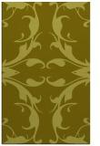rug #520329 |  light-green damask rug