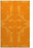 rug #520353 |  light-orange damask rug