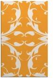 rug #520357 |  light-orange damask rug