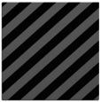 rug #521073   square black stripes rug
