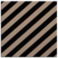 rug #521077 | square black stripes rug