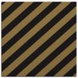 rug #521085 | square black stripes rug