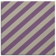 rug #521245   square purple stripes rug